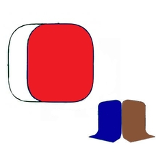 Grifon KiT - 5B4 - Белый/ Красный 1.5х2м + чехол Синий/ Шоколад 1.5х3м