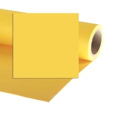 Vibrantone #1114 фон бумажный 1,35x6м цвет жёлтый