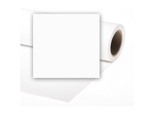 Vibrantone #1201 Arctic White фон бумажный 1,35x11м цвет арктический белый (супер-белый)