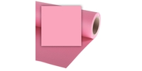 Vibrantone #1121 Pink фон бумажный 1,35x6м цвет розовая гвоздика