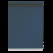 Superior #01 Deep Blue фон бумажный 1,35x11м цвет насыщенный синий