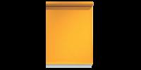 Superior #35 Yellow-Orange фон бумажный 1,35x11м цвет желто-оранжевый