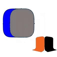 Grifon KiT - 2B4 - Серый/ Синий 1.5х2м + чехол Чёрный/ Оранжевый 1.5х3м