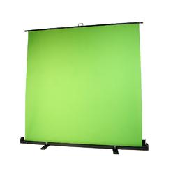 GreenBean 2020G Elgato Auto Green Screen Автофон, складной зеленый хромакей (196x200см)