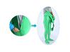 Strobolight spider key - Хромакейный костюм для эффектов Size: L - зелёный