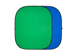 Фон хромакей GreenBean Twist 240 х 240 B/G