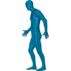 Strobolight spider key - Хромакейный костюм для эффектов Size: M - синий