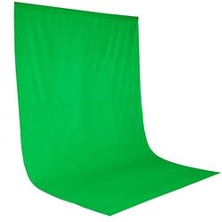 Strobolight GB152 фон тканевый хлопковый 1.5х2м хромакей зеленый