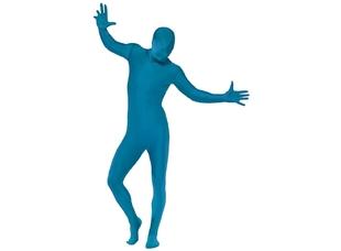 Strobolight spider key - Хромакейный костюм для эффектов Size: L - синий