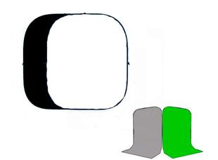 Grifon KiT - 3B4 - Белый/ Чёрный 1.5х2м + чехол Серый/ Зелёный 1.5х3м