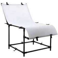 Grifon ST-1020 М стол для фотосъемки металлические крепежи 100х200 см