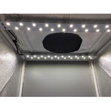Фотобокс каркасный с подсветкой Strobolight LED Room 40x40x40 см