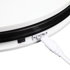 Strobolight AutoTable AC 45см  - Автоматический поворотный 3д стол 45 см