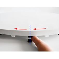 Strobolight 3D SM 40-36 STANDART - Механический стол для 3д съёмки