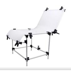 Grifon ST-1020 П стол для фотосъемки пластиковые крепежи 100х200 см
