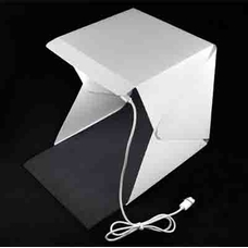 Strobolight LED Room 23см - Фотобокс/ лайтбокс с подсветкой