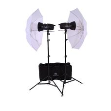 Комплект импульсного света FST E-180 Umbrella Kit