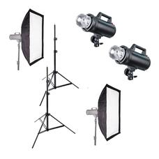 Grifon GS-300 Gemini Double Soft комплект студийного света