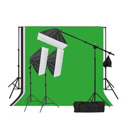 Grifon GRIF-27 - Комплект 485Вт с тремя фонами - Набор блогера