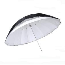Grifon UR-T-162 WB - Комбинированный зонт на отражение белый-чёрный