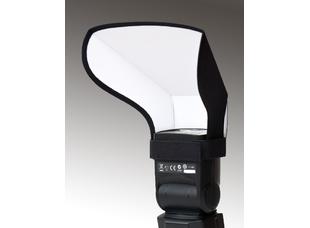 Strobolight Soft Light - Гибкий рассеиватель- лопух на накамерную вспышку