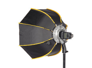 Grifon KU-V1-70 - Быстрораскладной октобокс для накамерных вспышек 70см