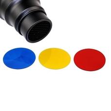Strobolight  SN-21 - Набор фильтров тубуса для эфектов на фоне