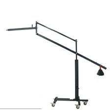 Grifon Crane-230MW - Кран для студийной вспышки с грузом (металлический, на колёсиках), H=165-230см, L=80-200см