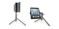 "Strobolight CL3 iPad раздвижной зажим клипса для планшета на штатив 1/4"" - айпад holder"