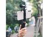 Ulanzi ST-19 - раздвижной зажим клипса для смартфонов с креплением под башмак и на штатив
