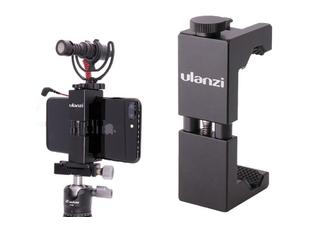Ulanzi ST-02s раздвижной зажим клипса для мобильных телефонов с крепление под башмак, крепление на штатив