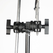 Strobolight MegaClamp MC-033D - Двойная поворотная муфта на стойку