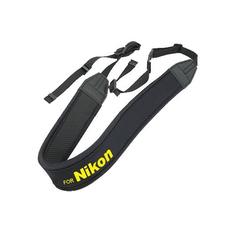 Плечевой ремень для Nikon (универсальный, неопреновый)