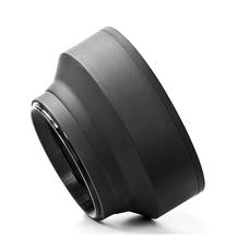 Бленда резиновая (складная, трехпозиционная) 49mm
