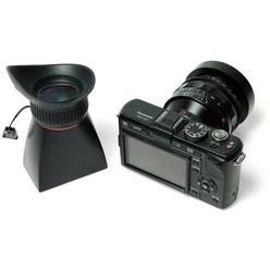 Kinotechnik Видоискатель с линзой для чистки матриц и зеркал фотоаппаратов