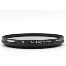 Fujimi Vari-ND / ND2-ND400 - 67 мм Нейтральный ND-фильтр с изменяемой плотностью