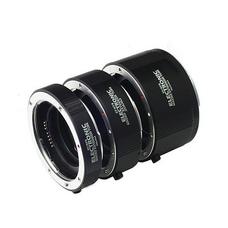 Canon AF Extension Macro Tube Set - Набор макро колец с автофокусом для Канон