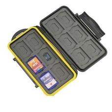 Strobo* JJC MC-SDMSD24 Пыле-влагозащитный кейс для карт памяти