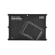 Strobo* JJC MCH-SD4 GR - Компактный кейс для SD