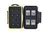 Strobo* JJC MC-SDMSD12 Пыле-влагозащитный кейс для карт памяти
