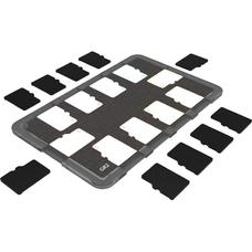 Strobo* JJC MCH-MSD10 GR - Компактный кейс для microSD