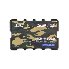 Strobo* JJC MCH-MSD10 YG - Компактный кейс для microSD