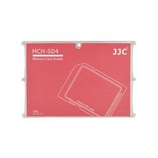 Strobo* JJC MCH-SD4 CN - Компактный кейс для SD