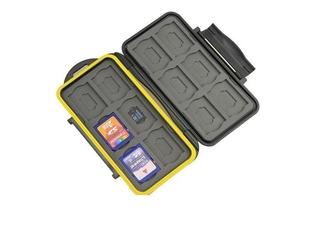JJC MC-SDMSD24 Пыле-влагозащитный кейс для карт памяти