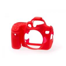 Силиконовый чехол для фотоаппарата Canon EOS 80D (цвет красный)