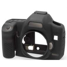Силиконовый чехол для фотоаппарата Canon EOS 5D Mark IV (цвет черный)