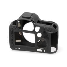 Силиконовый чехол для фотоаппарата Canon EOS 600D (цвет черный)