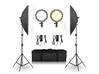 Grifon GRIF LV256 - Комплект постоянного света Bi-color