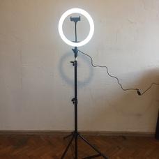 Strobolight M-30 - Кольцевой осветитель Beauty Light 30см для визажистов, фотографов и блогеров