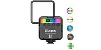 Ulanzi VL49 RGB - Накамерный LED осветитель с аккумулятором 2500-9000K, 2000mAh